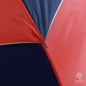 ร่มกอล์ฟ สีแดง-น้ำเงิน 30 นิ้ว