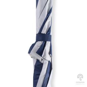 ร่มกอล์ฟ สีกรมท่า-ขาว 30 นิ้ว 2 ชั้น