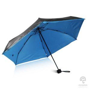 ร่ม Mini pocket สีฟ้า 21 นิ้ว