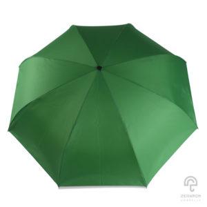 ร่มกลับด้าน สีเขียวอ่อน-เข้ม 24 นิ้ว