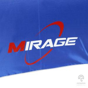 ร่มตอนเดียว 24 นิ้ว โลโก้ Mirage