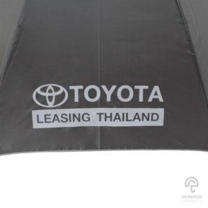 ร่มพับ 3 ตอน 22 นิ้ว โลโก้ Toyota racing