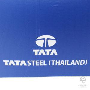 ร่มพรีเมี่ยม ตอนเดียว 30 นิ้ว โลโก้ TATASTEEL(Thailand)