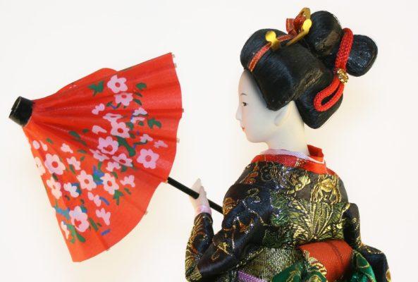 ร่มวะงะสะ หรือ ร่มกระดาษญี่ปุ่น