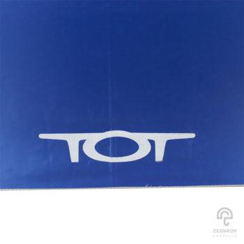 ร่มพรีเมี่ยมกอล์ฟ 30 นิ้ว 2 ชั้น โลโก้ บริษัท ทีโอที จำกัดมหาชน(TOT)